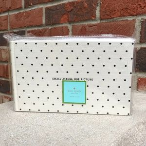 Kate Spade It all Just Clicked Photo Album